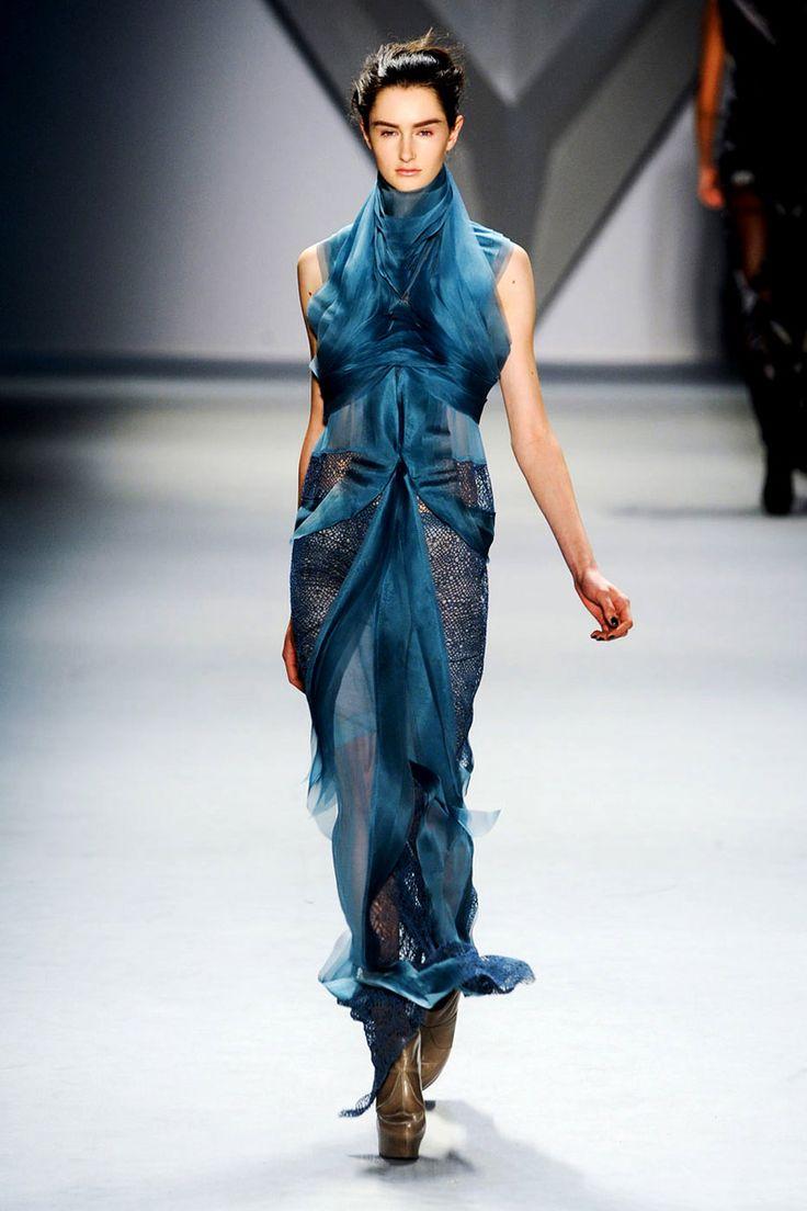 Vera Wang 2012 RTW Fall/Winter