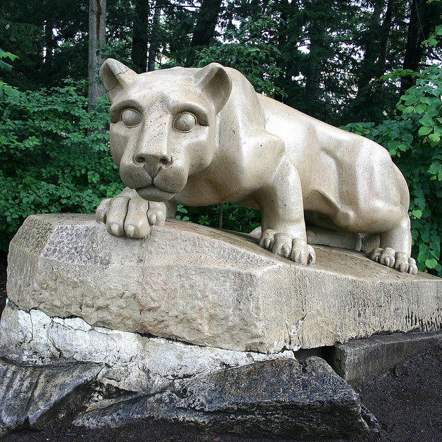 Nittany Lion Statue Pokemon Go Search For Tips Tricks