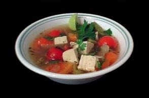 Sick Person Soup | Vegetarian Recipes | Pinterest