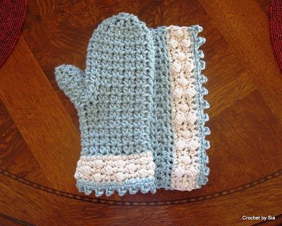 Crochet Washcloth Pattern