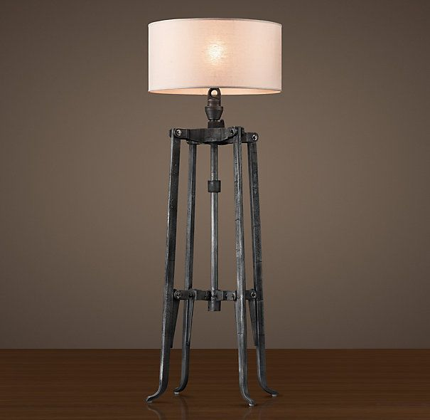 lamp probably too big but otherwise perfection in a floor lamp. Black Bedroom Furniture Sets. Home Design Ideas