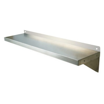Stainless Steel Wall Mounted Shelf PROJECT extended