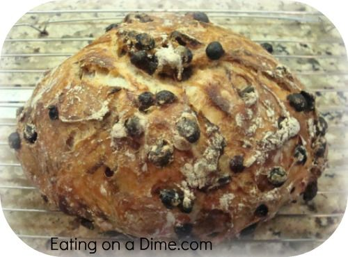 Crusty Artisan Bread   Recipe