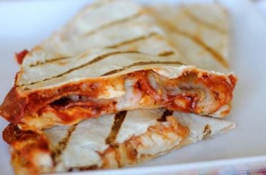 Low Carb Pizza Panini - Rating 5 out of 5. Easy lunch to throw ...