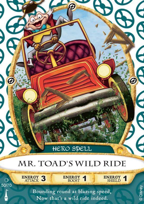 disney world mr toads wild ride