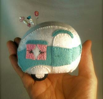 ♡ This pin cushion !♡