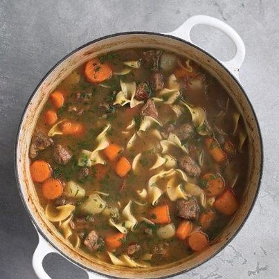 Beef Stew with noodles.   Soups   Pinterest
