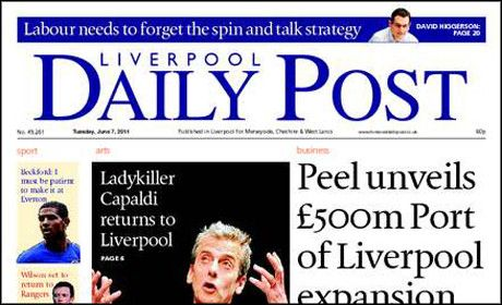 Liverpool Daily Post | Top Journals in UK | Pinterest