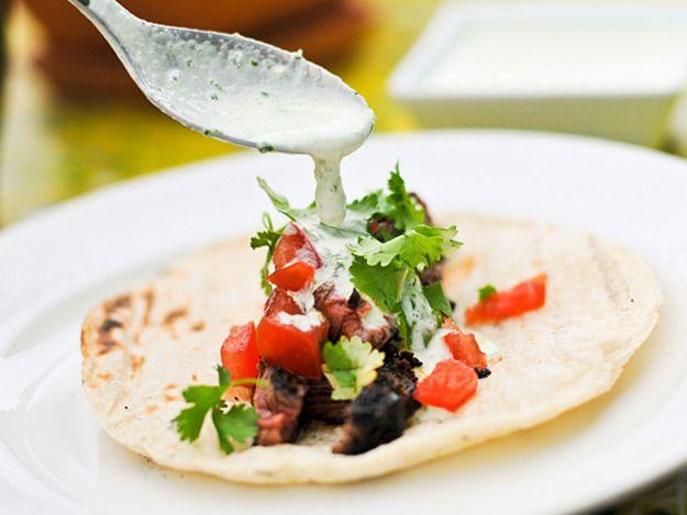 Sauced: Cilantro Cream | Recipe