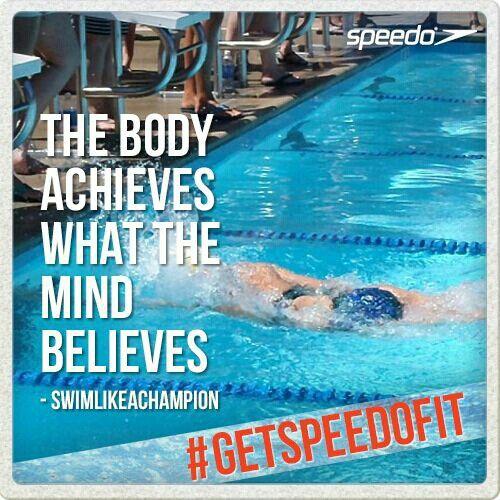 Inspirational Swimming Quotes. QuotesGram