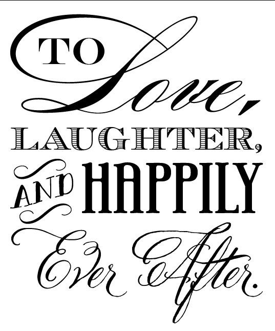 Custom Wedding Koozie To Love Laughter And Happily Ever