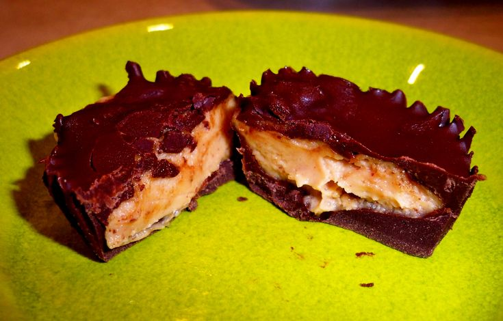 ... Butter Cups...easy peasy. Would like to try with Brazil nut butter