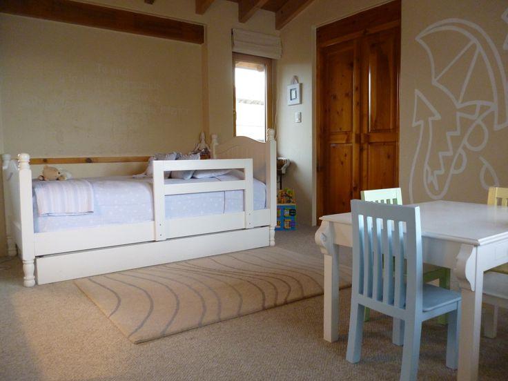 Habitaci n ni o kidrs room cama decoraci n ni os for Pegatinas habitacion nino