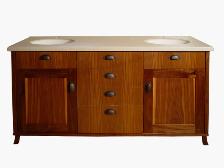 New Lu 2 Bathroom Vanity Wood Grain Modernbathroomvanitiesandsink