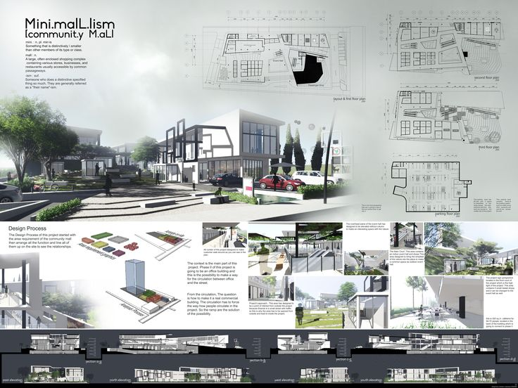 Viforion Transportation hub, My Graduation Competition - project presentation