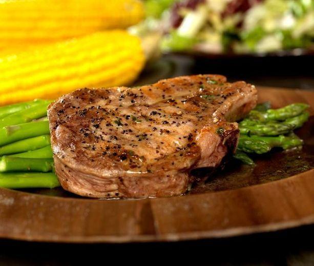 Pork Chops Yucatan-Style Recipe — Dishmaps