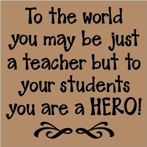 quotes about teaching and making a difference quotesgram