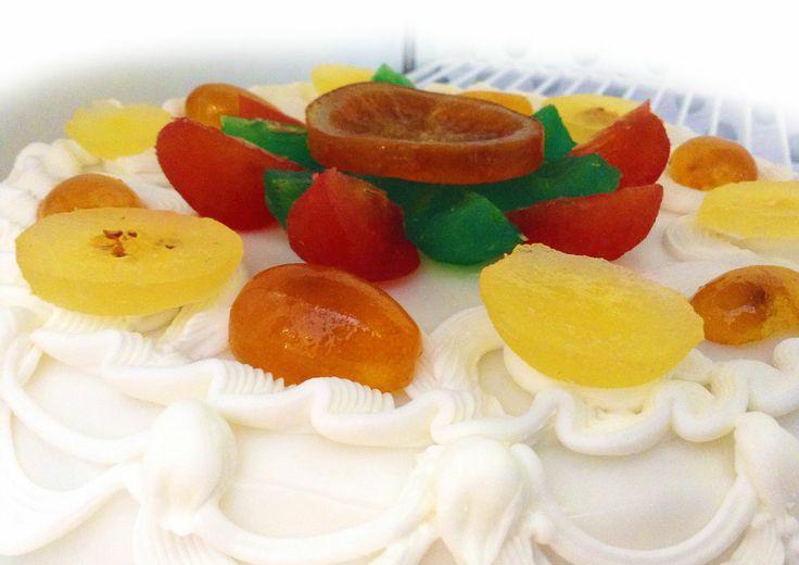 Italian American Cassata Cake Recipe — Dishmaps