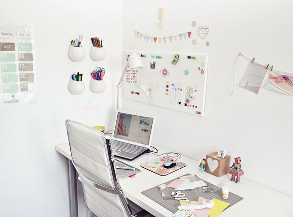 White office - fresh workspace