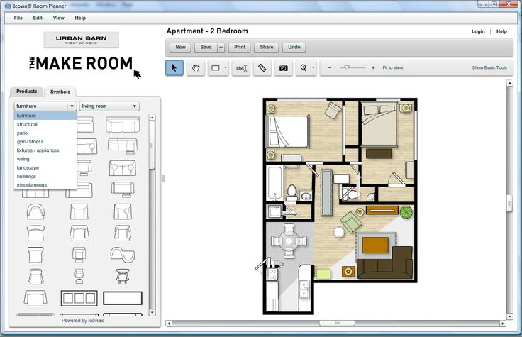 Free Room Planning Websites Apps For The Home Pinterest
