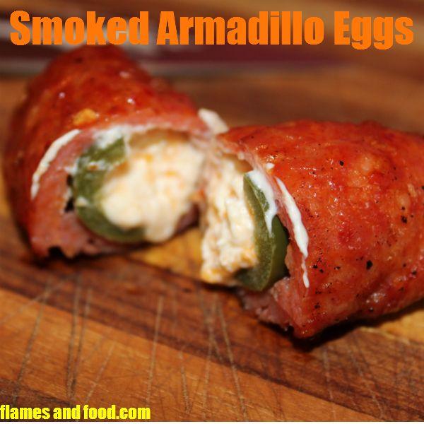 Armadillo Eggs | Future Recipes | Pinterest