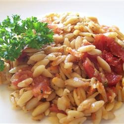 Vegetarian Lime Orzo | All Around The Dinner Table (One Dish Meals, C ...