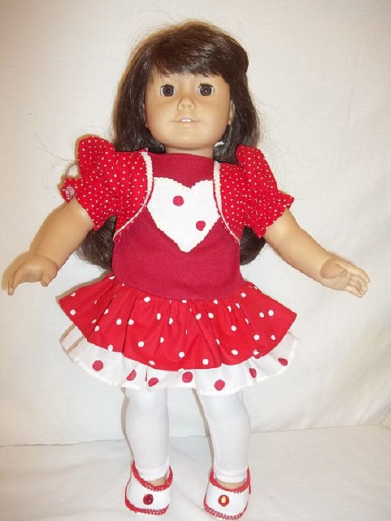 american girl valentine party outfit