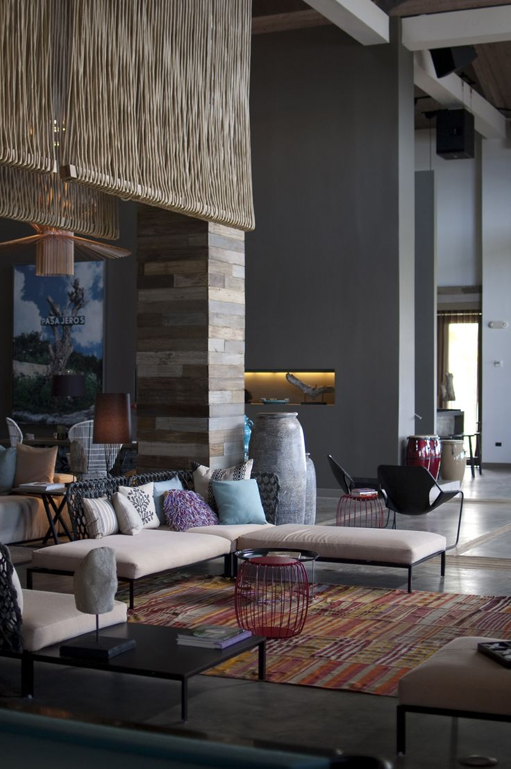 W Hotel On Vieques Island Puerto Rico Inspired Spaces