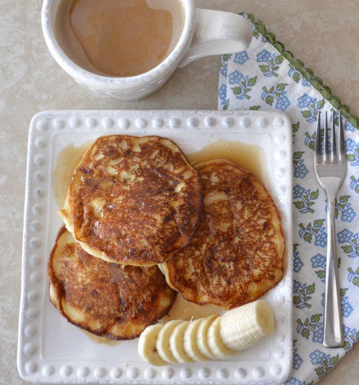 Banana Buttermilk Pancakes | Breakfast & Brunch | Pinterest