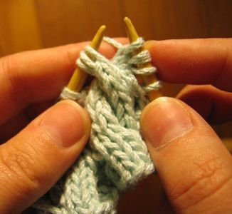 Cables Without a Cable Needle - Welcome to Knit Purl Hunter!