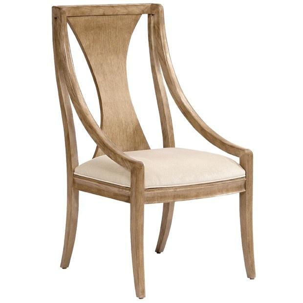 Bernhardt Monterey Arm Chair Dining Furniture