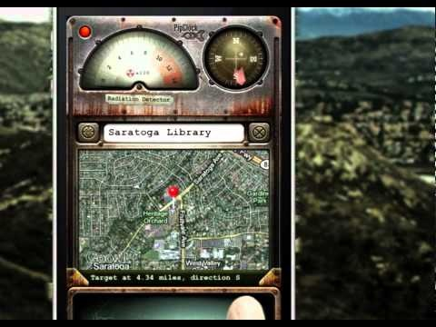 The Post-Apocalyptic Survival App