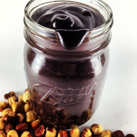 Homemade Mocha Nutella (Vegan, Refined-Sugar Free) Recipe — Dishmaps