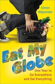 Tasty traveling.  Loved reading about his adventures in eating!