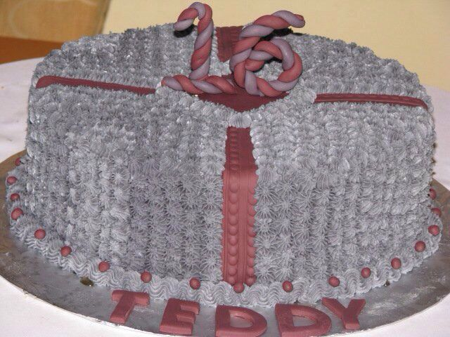 Cake Designs 16th Birthday Boy : 16th birthday boy cake Luly s Cakes by Design Let your ...