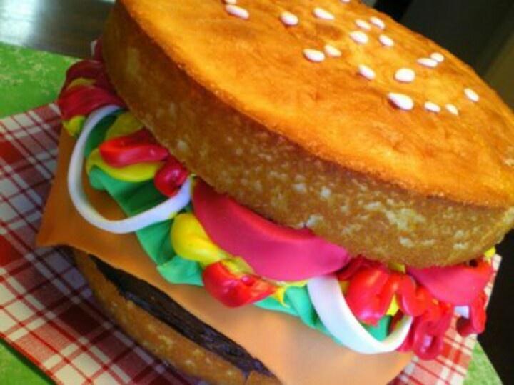 More like this: hamburgers , birthday cakes and birthdays .