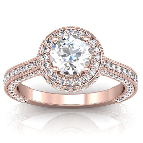 Rose Gold Ring Rose Gold Ring Settings ly