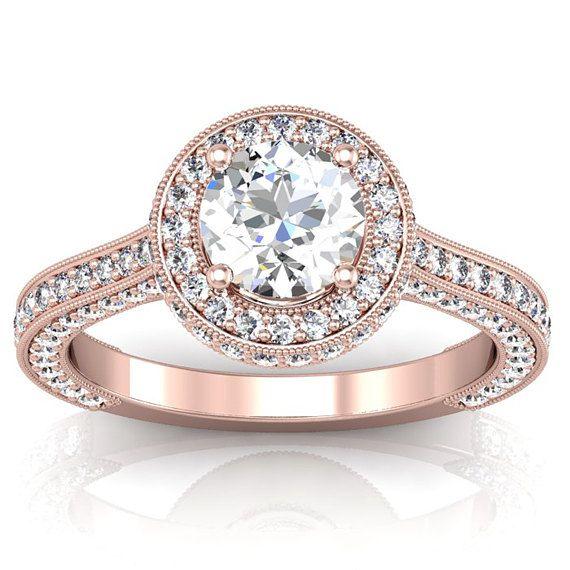 Rose Gold Ring Rose Gold Ring Settings ly