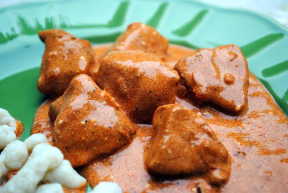 Chicken Paprikash | Doesnt Look Healthy | Pinterest