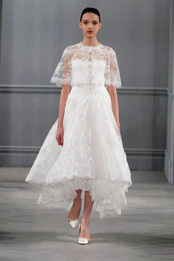 Mid length wedding dresses mini wedding dress pinterest for Midi length wedding dress