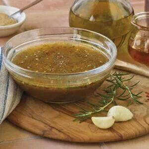 Sweet Balsamic Rosemary Marinade & Sauce.