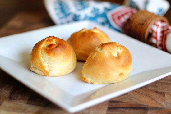 Greek Chicken Pockets | Recipes | Pinterest