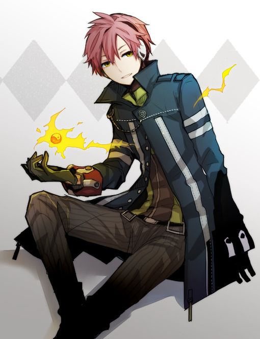 Anime Characters Using Fire : Pin by bonbonbunny on awesome pinterest