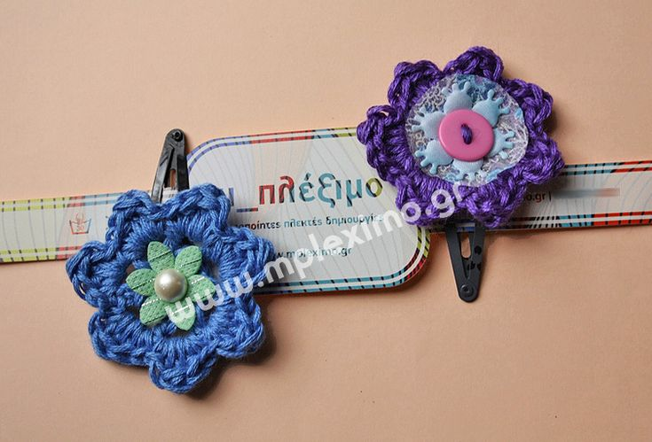 Pin by mpleximo.gr on my crochet: flowers/pins/apliques/deco Pinter ...