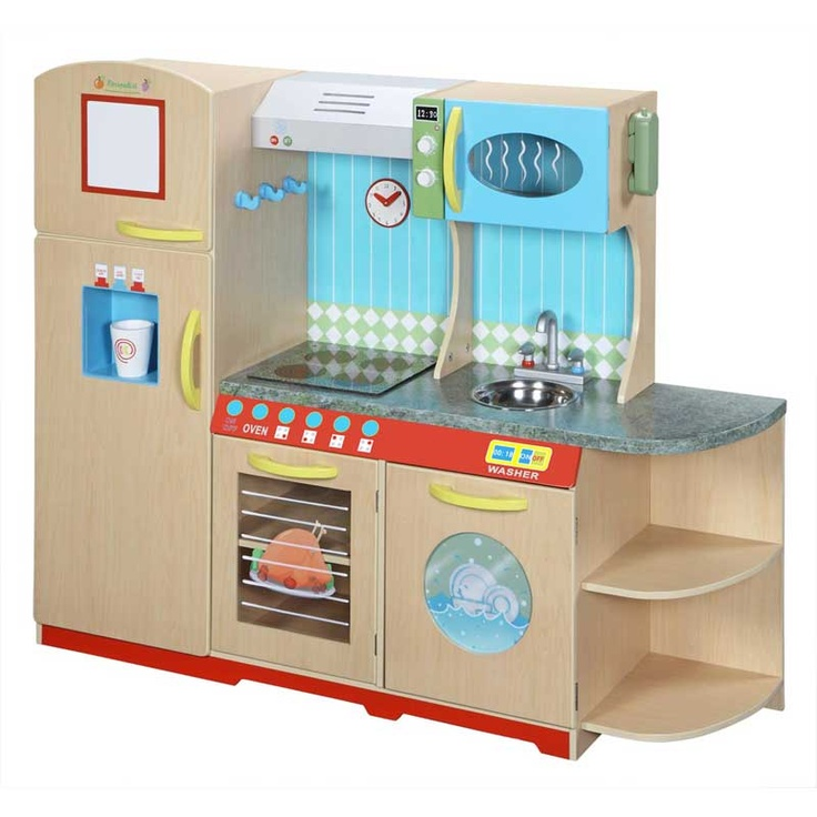 Pin by marcine crozier on fun and games for kids pinterest Realistic play kitchen