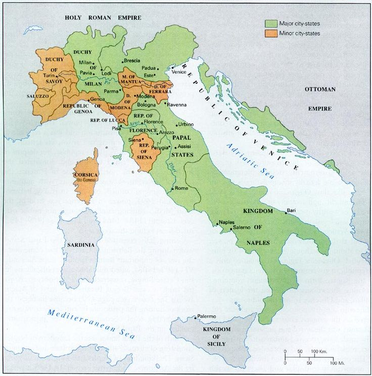 Italian city-states