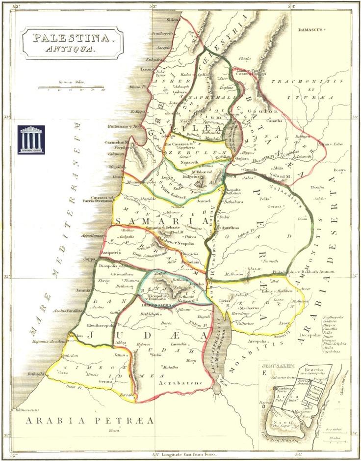 ancient bible found in palestine