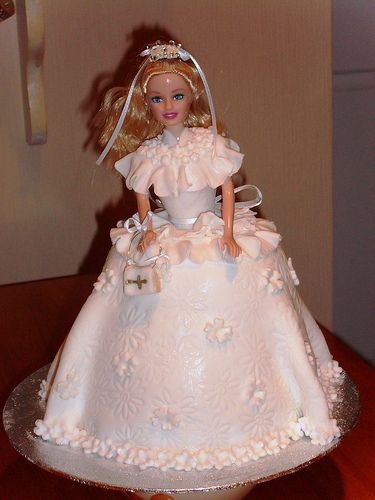 Orla's First Communion Cake