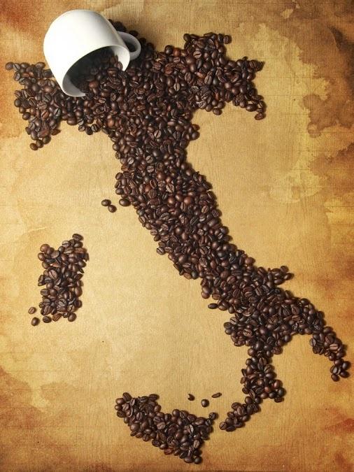 Café..............Italy............