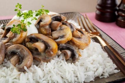 Mushroom Stroganoff | Feed Me! | Pinterest